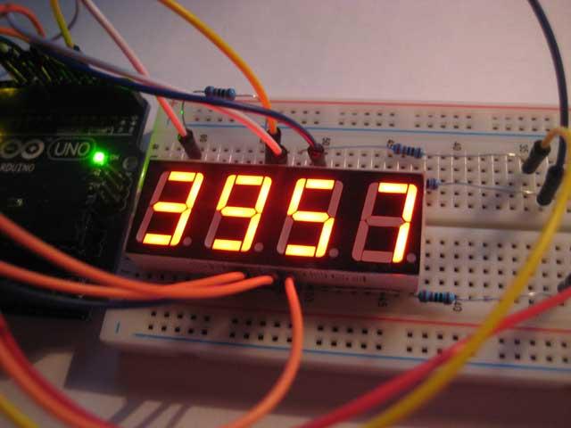 LED4Digit7Segments